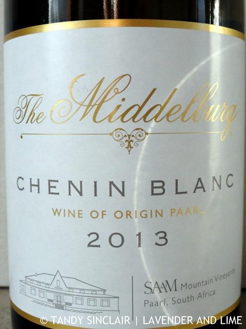 """""""The Middelburg Chenin Blanc 2013"""""""