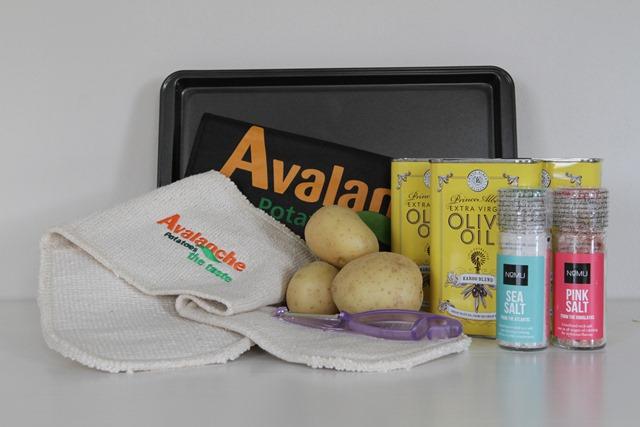 """TuberTek Avalanche Potato Perfect Partners Hamper"""