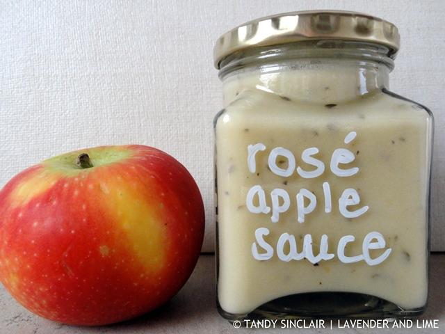 """""""Rosé Apple Sauce"""""""