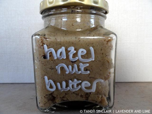 """""""Hazelnut Butter"""""""