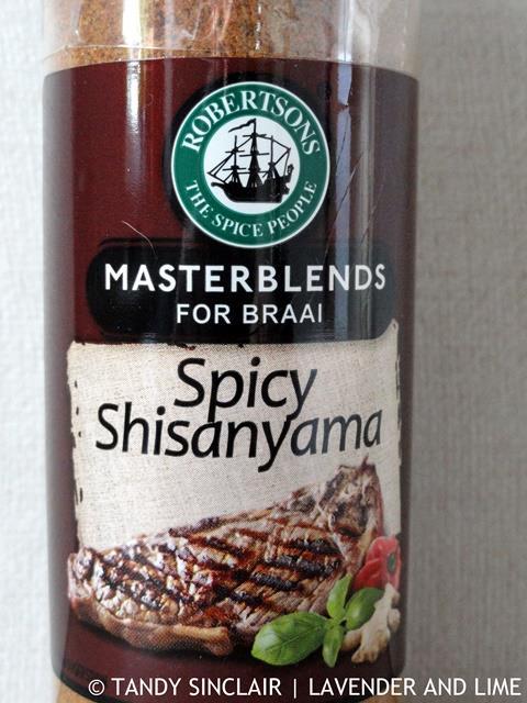 """Robertsons Spice Blend"""
