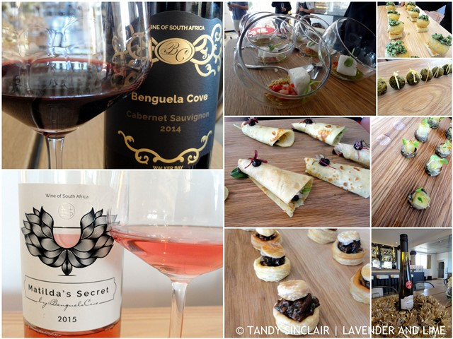"""""""Food And Wine Pairing At Benguela On Main"""""""
